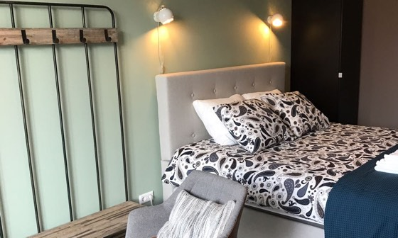 inrichting bed and breakfast de kade groningen